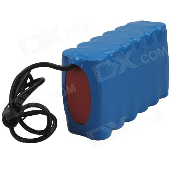 SingFire SF-B12 13200mAh 8.4V 12 x 18650 Li-ion Battery Pack for 1200~5000lm LED Bike Headlamp