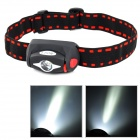 LSON M-519 60lm 3-Mode CREE XP-E Q5 LED White LIght Headlamp (3 x AAA)