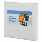 "LX1020BS 2.25"" Screen Convenient LUX Meter - Orange + Black"