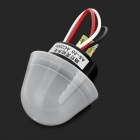 Outdoor Street Lamp 10A LED Light Control Switch - Translucent + Black