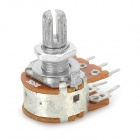 6-stifts Rotary Switch Potentiometer - Silver