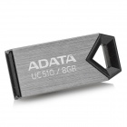 ADATA UC510 Mini Portable USB Flash Drive - Grey (8GB)