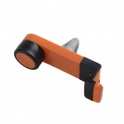 IMOLINT Retractable Car Mount Holder for iPhone 4 / 5 / Samsung Note 2 / Note 3 N9000 - Orange