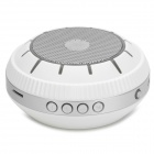 E305 Stylish Bluetooth V3.0 + EDR Bass Speaker w/ Handsfree Call / TF MP3 / AUX - White