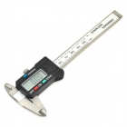 100mm Stainless Steel High Precision Vernier Caliper - Silver