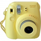 Genuine Fujifilm Instax Mini - Yellow (Instant Film)