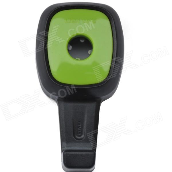 E-show 001 Multifunctional Car Hook / Drink Hook / Long Hook - Grass Green + Black (2 PCS)