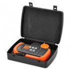"2.3"" Screen LX1330B Digital LUX Meter - Orange + Deep Grey"