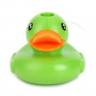 USB Powered Mini Duck Style Humidifier - Orange + Green