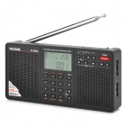 "TECSUN PL-398MP 2.2 ""LCD Full Band Stereo Radio / MP3-Player - Schwarz (3 x AA)"