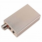 A970 Portable Headphone Stereo Audio Amplifier - Champagne Gold