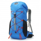 LOCAL LION Outdoor Sports Multifunktions-Nylon-Rucksack - Sapphire Blue (35L)