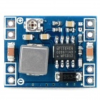 DC-DC 3A DIY Adjustable Reduction Voltage Module - Blue + Black