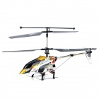 IA 8821A AC Rechargeable 3.5-CH R/C Helicopter w/ Gyroscope / Light - Golden Yellow