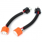 Connection Cable for H4 Light Bulb (2 PCS)
