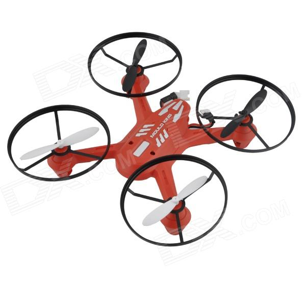 Z-3 2.4G Four Axial 4-Channel IR Remote Control Aircraft Toy - Red