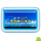 "Softwinern01 7"" Android 4.2 Tablet PC w/ 512MB RAM / 4GB ROM - White + Blue"