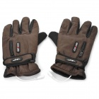 GETBEST GC6106 Motorcycle / Electromobile Rechargeable Electric Warming Gloves (Pair)