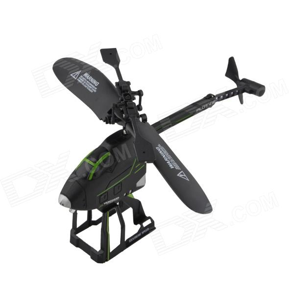 ZT-HEI2 2.5-CH Mini Folding R/C Helicopter - Black