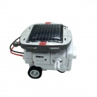 2117 7-in-1 DIY Solar Rechargeable Space Fleet Kit - White