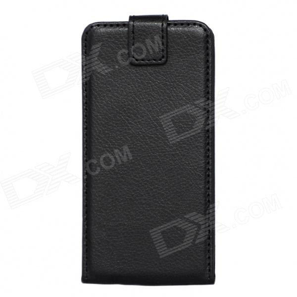 все цены на JIAYU Protective PU Leather Top Flip Open Case Cover for G4 - Black