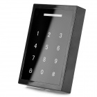Touch Sensing Door Access Control System - Black (12V)