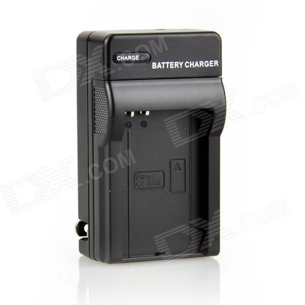 DSTE CT-3650 Battery Charger for Contour 2350 2450 2900 C010410K HD GPS + 2 Helmet Camera - Black