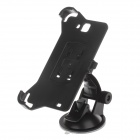 360 Degree Rotation Holder Mount w/ H01 Suction Cup for Samsung Galaxy Note i9220 - Black
