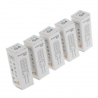 ZHUOYAO ZY-GG401 G4 1W 100lm 3000K Warm White 24 SMD 3014 LED Car Lamp Bulb - (DC 10 ~ 24V / 5 PCS)