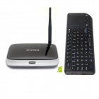 Ourspop MK823 + Rii X1 Air Mouse Quad-Core Android 4.2 Google TV Player w / 2 GB RAM / 8GB ROM / XBMC
