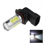 9005 / HB3 9W 500lm 1-CREE XP-E + 4-COB LED White Light Car Foglight - (12~24V)