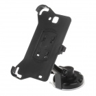 360 Degree Rotation Holder Mount w/ H17 Suction Cup + Back Clamp for Samsung Galaxy Note i9220