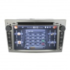 "LsqSTAR 6,95"" Android 4.0 bil DVD spiller med GPS, TV, RDS, PIP, SWC, CanBus, 3DUI, Dual sone for OPEL-serien"