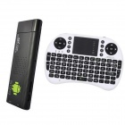 Ourspop MK9B Quad-Core Android 4.2.2 Google TV Player w/ 2GB RAM / 8GB ROM + i8 Air Mouse - US Plugss