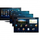 Ourspop MK9B Quad-Core Android 4.2.2 Google TV Player w/ 2GB RAM / 8GB ROM + i8 Air Mouse- EU Plug