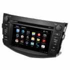 "LsqSTAR 7"" Android 4.0 Car DVD Player w/ GPS,TV,RDS,Bluetooth,PIP,SWC,Wi-Fi,3D-UI,Dual Zone for RAV4"