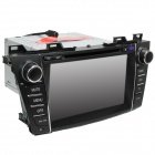 "LsqSTAR 8"" Android 4.0 Car DVD Player w/ GPS,TV,RDS,BT,PIP,SWC,Can Bus,3D-UI,Dual Zone for MAZDA 5"