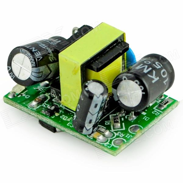 HZDZ Switching Power Supply Module - Green (12V / 450mA) 20v 1 2a power module 220v to 20v acdc direct switching power supply isolation can be customized