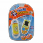 Kaiyue 9109 Multifuncional Gaming Walkie Talkies - Amarelo + Branco