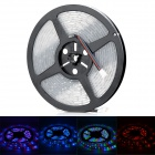 Waterproof 24W 2000lm RGB 300-SMD 3528 LED Car Light Strip - White (5 Meters / 12V)