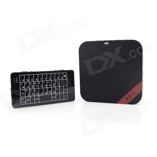 ESER X5II Quad-Core Android 4.2 HD Google TV Player + BL-S4 Wireless Touch Gamepad
