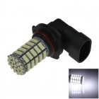 9005 / HB3 5W 400lm 127 x SMD 1206 LED White Light Car Foglight - (12V)
