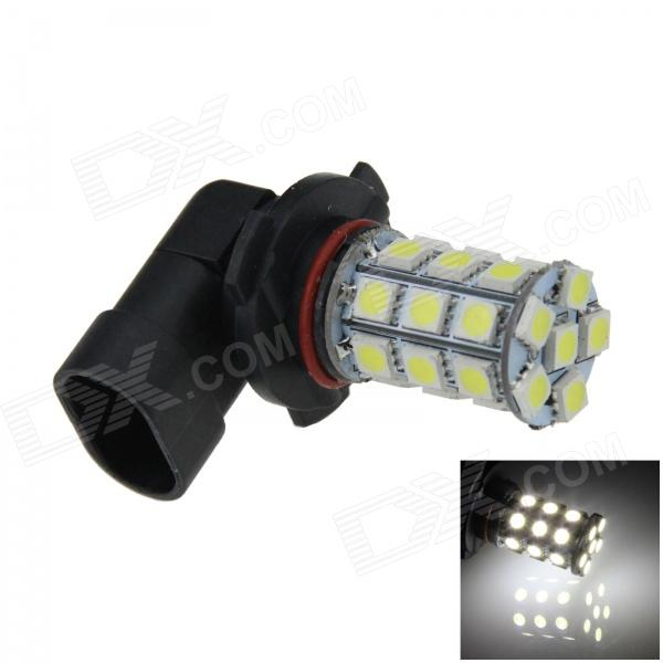 9006 / HB4 3W 250lm 27 x SMD 5050 LED White Light Car Foglight - (12V)