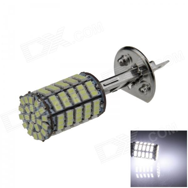 H1 5W 400lm 127 x SMD 1206 LED White Light Car Foglight - (12V) wf90053522 highlight 9005 3w 210lm 1 smd led white light car foglight dc 12v