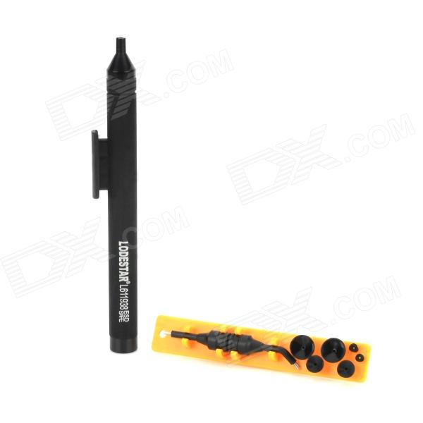 Lodestar L611938 Anti-static Vacuum Sucking Pen for SMD Components - Black