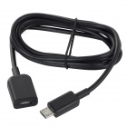 Micro USB Male to Female Charging & Data Sync / MHL-HDMI Extension Cable for Samsung S4 + More