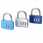 3-Digit Compact Padlock (Assorted Color)