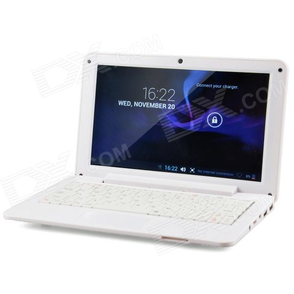 HL-PC988 9.0 LCD-scherm Android 4.2 Netbook w - LAN - HDMI - Camera - SD Card Slot - Wit