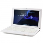 "HL-PC988 9.0"" LCD Android 4.2 Netbook w/ LAN / HDMI / Camera / SD Card Slot - White"