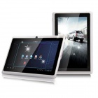 "iRulu 7"" Android 4.0.3 Tablet PC w/ 512MB RAM, 4GB ROM, Wi-Fi + Keyboard Case - White + Black"